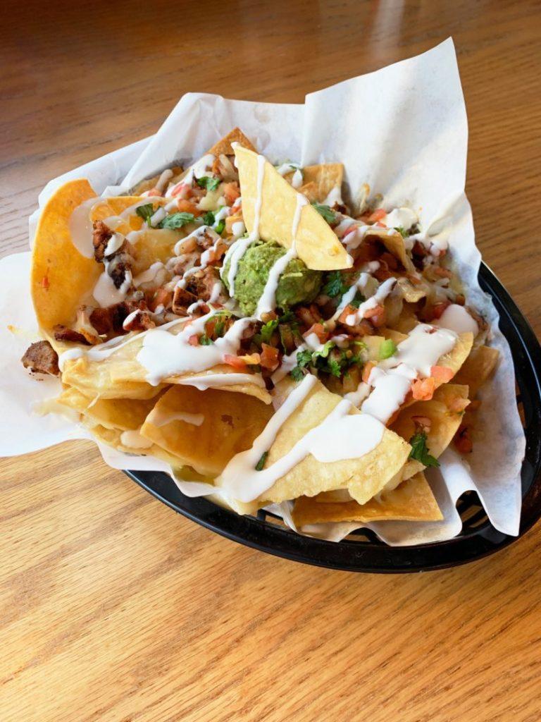 nachos sans gluten maison 2