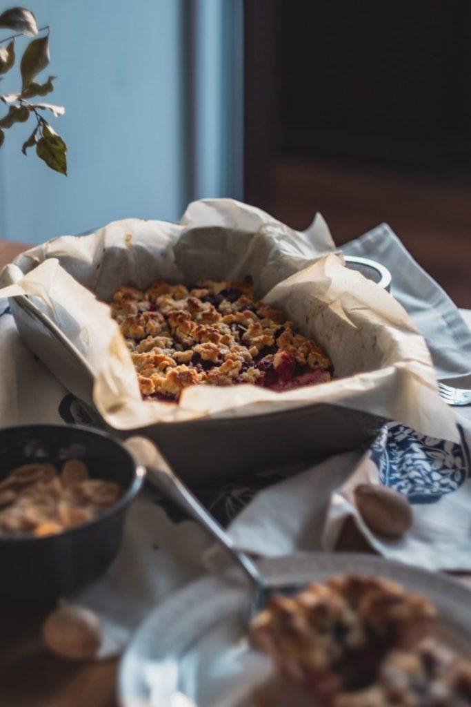 Crumble-sans-gluten