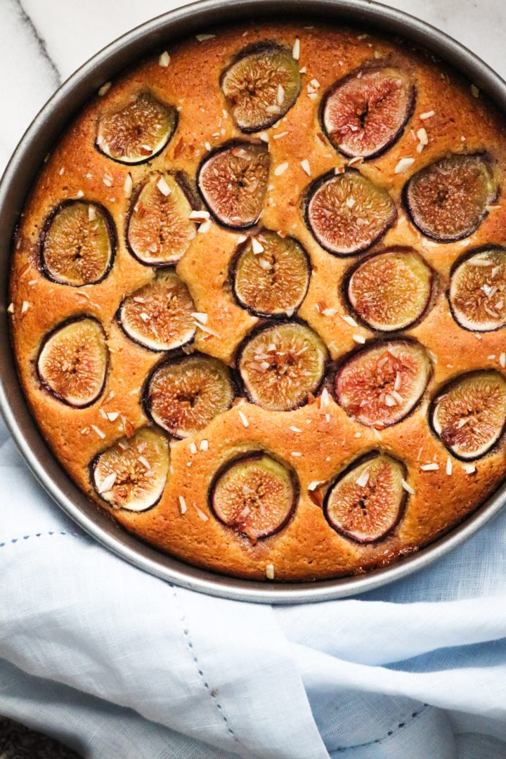 Would you like a gluten free fig cake? and it's lactose free!