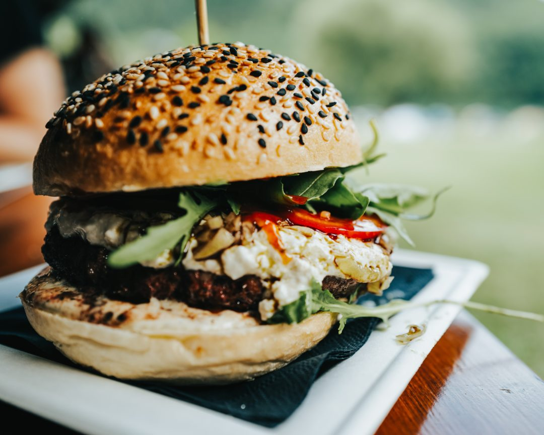 3 gluten free burgers recipes to try!