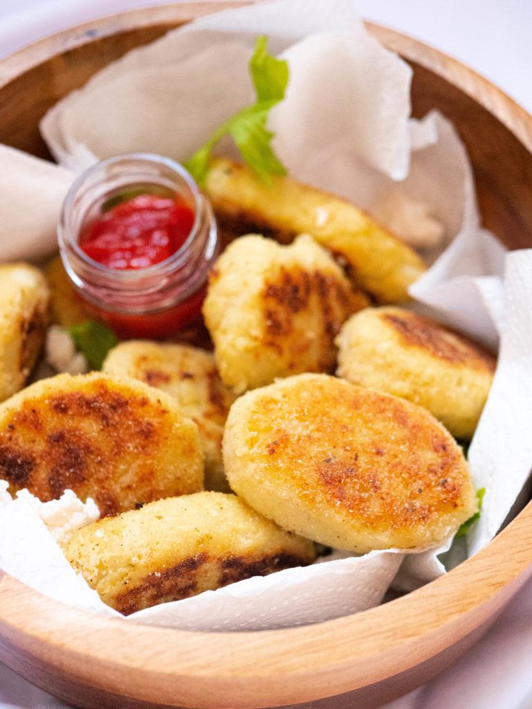 gluten free nuggets recipe