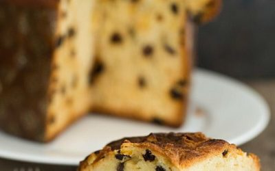 Gluten free panettone recipe, simple and good!