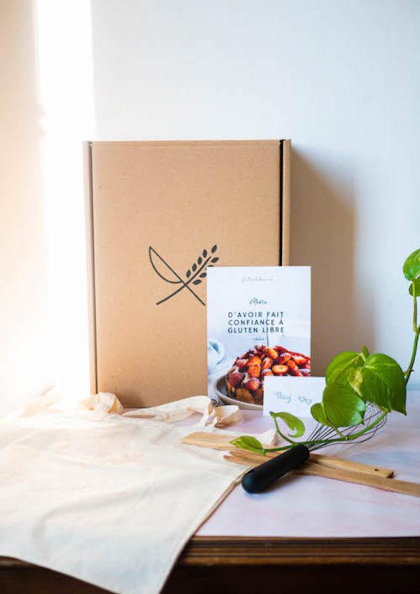 Petite box salée sans gluten