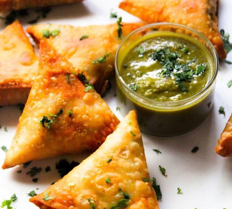 Samoussas sans gluten, la recette à tester!