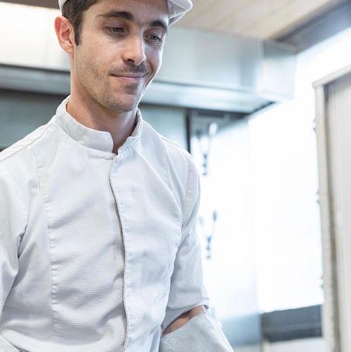Anthony La fabrique du pain
