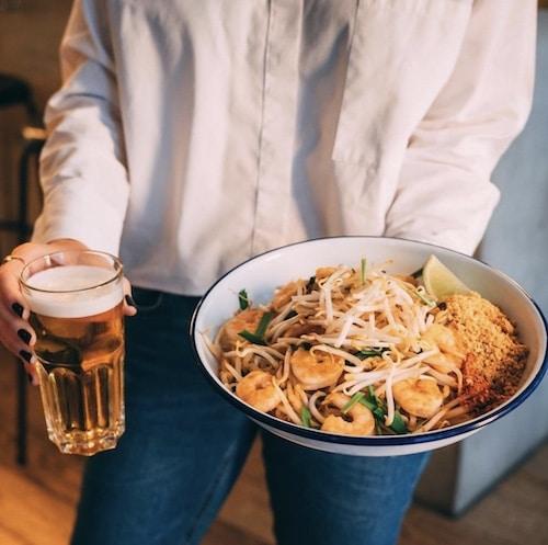 Kapunka plat thai et sans gluten Paris