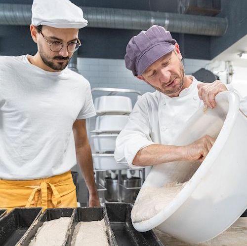 La fabrique du pain Aix