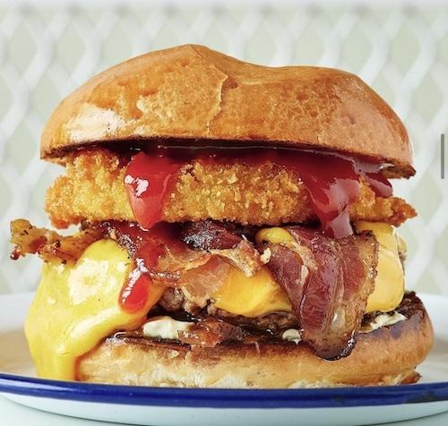 PNY burger