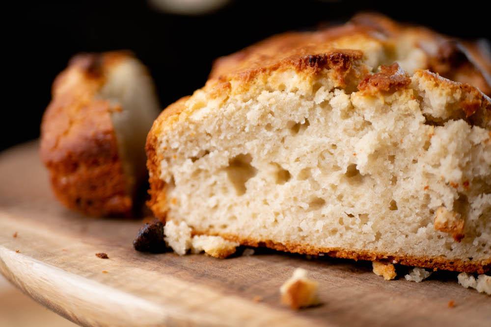 easy homemade gluten-free bread