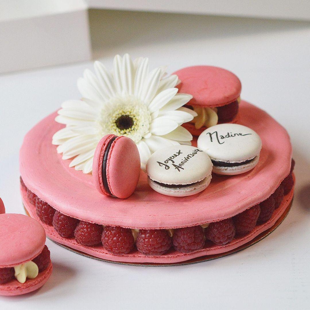 Macarons personalisés