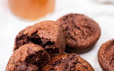 Gluten-free beer muffin