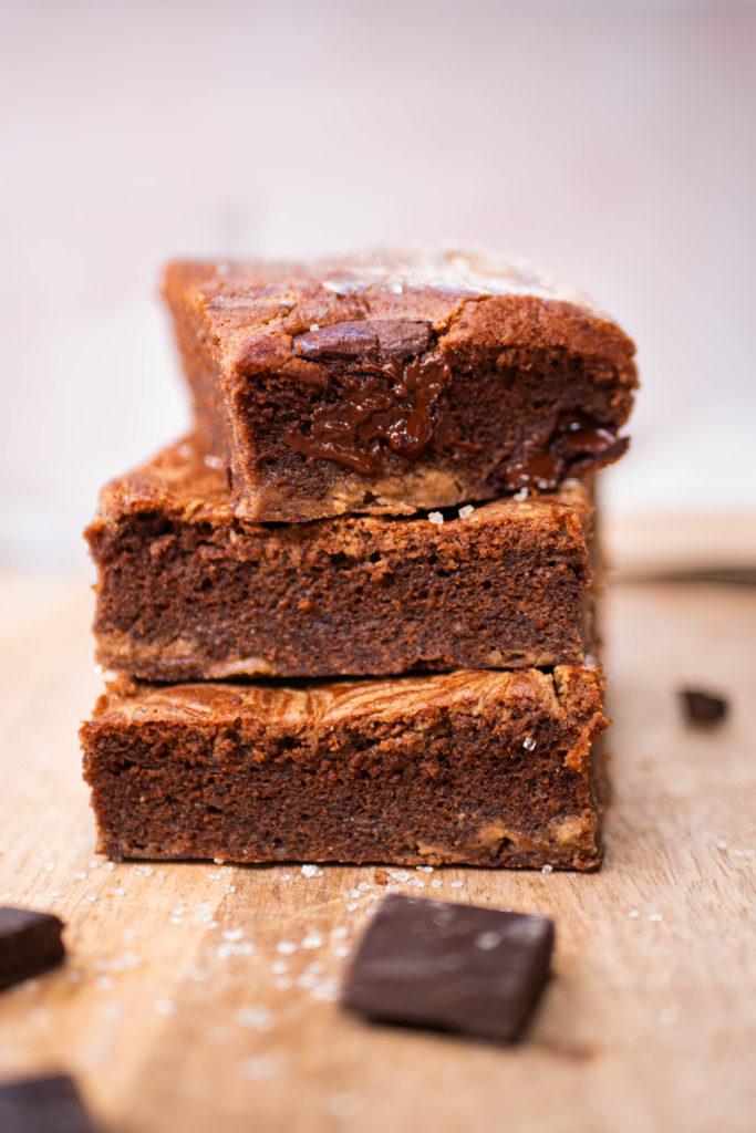 recette Gluten Libre brownie