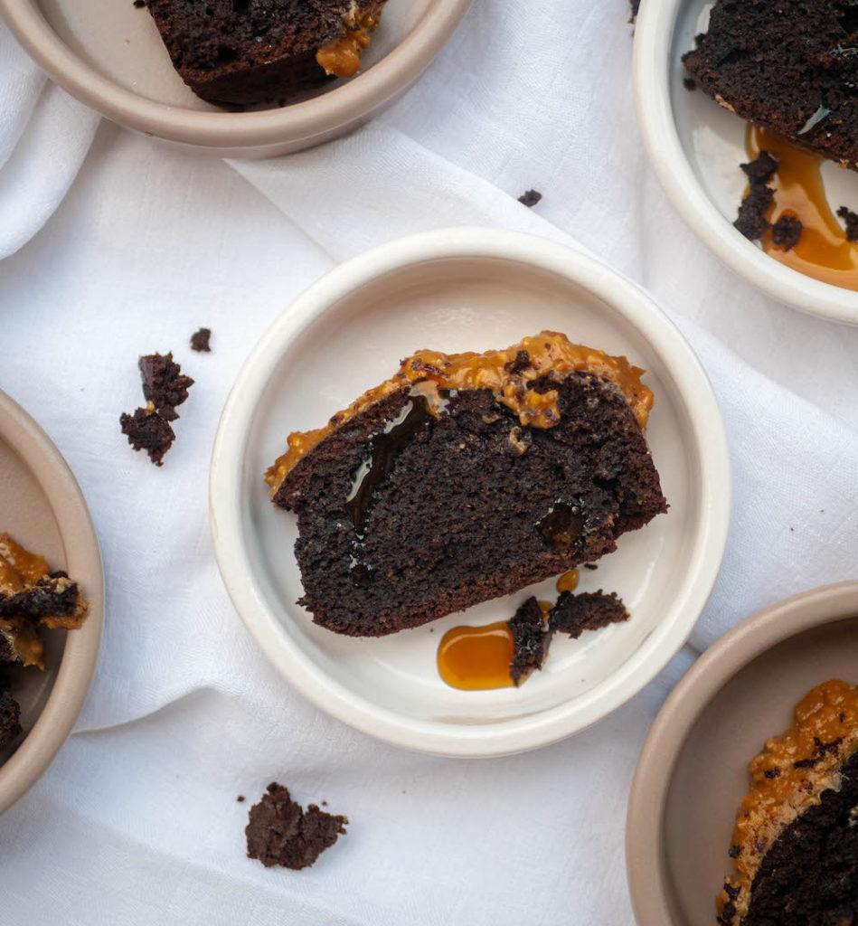 Gâteau chocolat sans gluten
