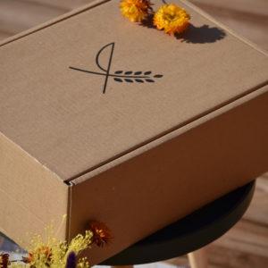 Petite box sans gluten italienne