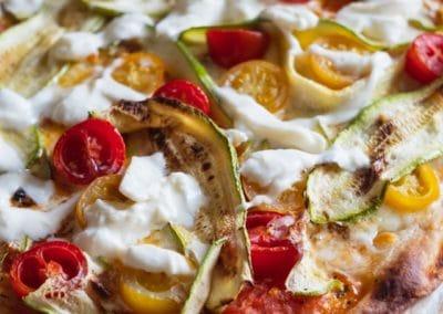 Pizza sans gluten box Gluten Libre
