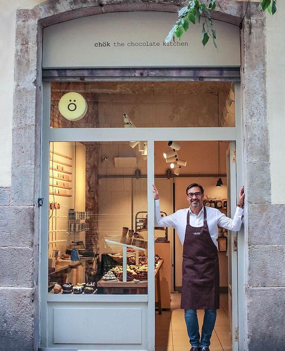 chok shop barcelona