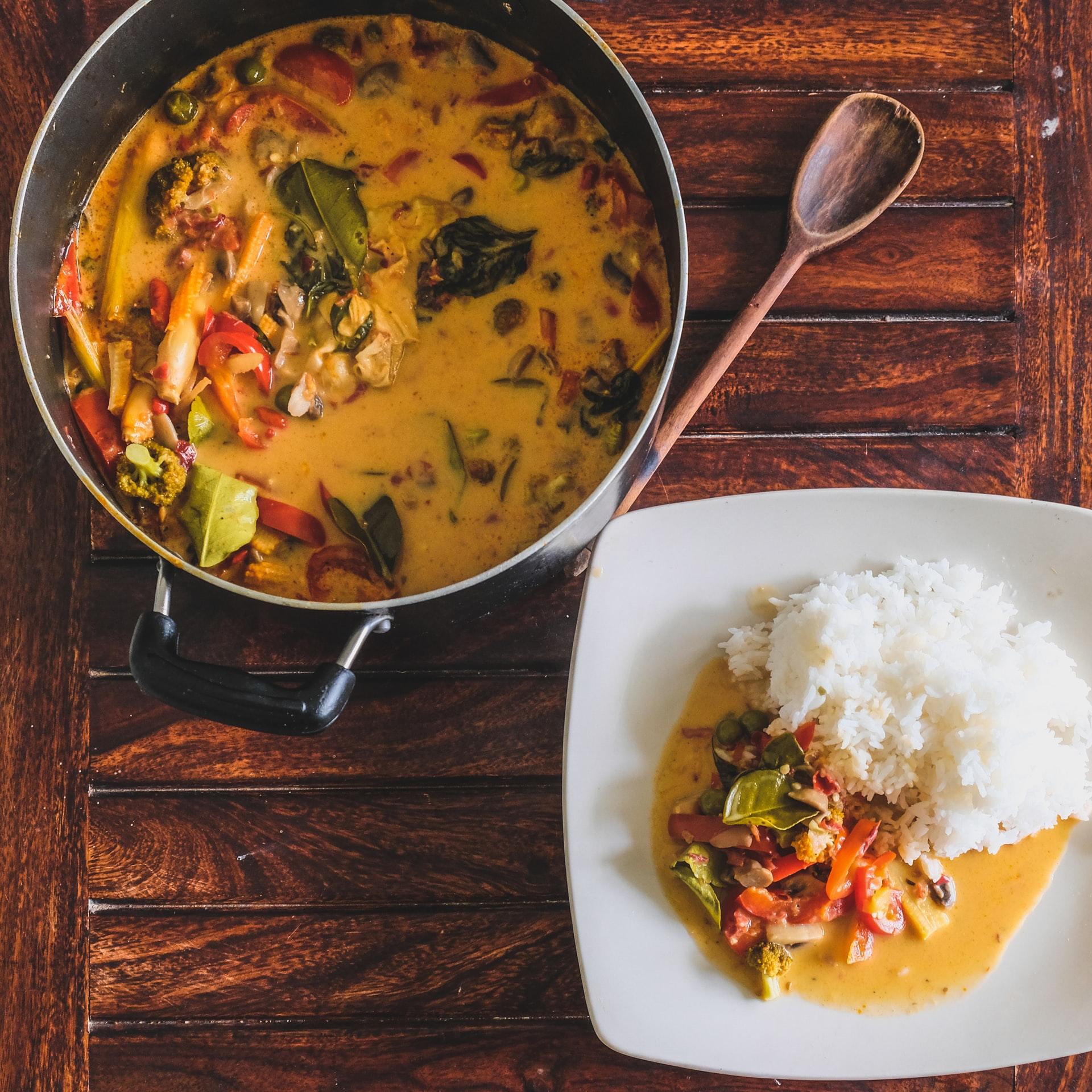 Thai sans gluten